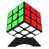 TOYESS Cubo de Mágico 3x3 Profesional, Cubo de Velocidad Clásico Rompecabezas 3D Rápido Todas Las Edades
