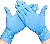 para Limpiar la Cocina Dom/éstica Protecci/ón Ambiental Antibacteriana C/ómoda de Llevar 100 Piezas JOSEKO Guantes Desechables Guantes de Goma de Nitrilo de L/átex Guantes de Protecci/ón Desechables