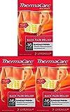 ThermaCare - Vendas calientes para la zona lumbar (3 paquetes)
