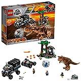 LEGO 75929 Jurassic World Huida del Carnotaurus en la girosfera (Descontinuado por Fabricante)