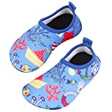 TAGVO Zapatos de Agua Baby Girl Girl, Zapatos de Natación de Calcetines Aqua Swim Calzados Descalzos para Piscina de Playa