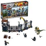 LEGO Ataque del Dilofosaurio al Puesto de vigilancia