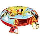 Red Kite Cotton Tail Sit Me Up Inflatable Activity Ring/Seat NEW DESIGN