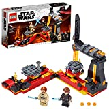 LEGO75269StarWarsDueloenMustafarJuguetedeConstrucciónconMiniFigurasdeAnakinSkywalkeryOBI-WANKenobi