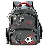 Mochilas escolares niños,mochilas escolares para niños Mochilas para adolescentes mochilas impermeables para niños - Fútbol