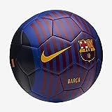 NIKE PRSTG FA18 Balón de fútbol, Unisex Adulto, Multicolor (Deep Royal Blue/University Gold), 5