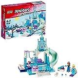 LEGO Juniors - Zona de Juegos Invernal de Anna y Elsa (10736)