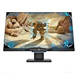 HP 27MX - Monitor (27', velocidad de 144 Hz, Tecnología AMD FreeSync, iluminación ambiental, 1920 x 1080 a 60 Hz) color negro