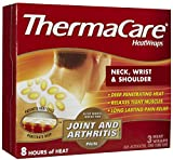 Thermacare Neck, Shoulder & Wrist HeatWraps, 8 Hour-3ct by Dot Foods Inc.