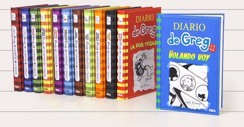booktag diario de greg